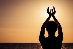 Yoga am Vormittag